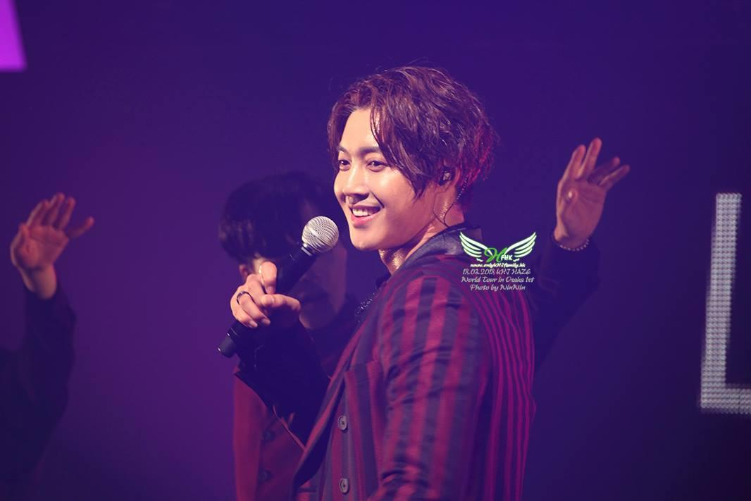 (HD Pics+Fanpics] KHJ World Tour HAZE in Osaka at Orix Theatre [2018.03.18] (2]